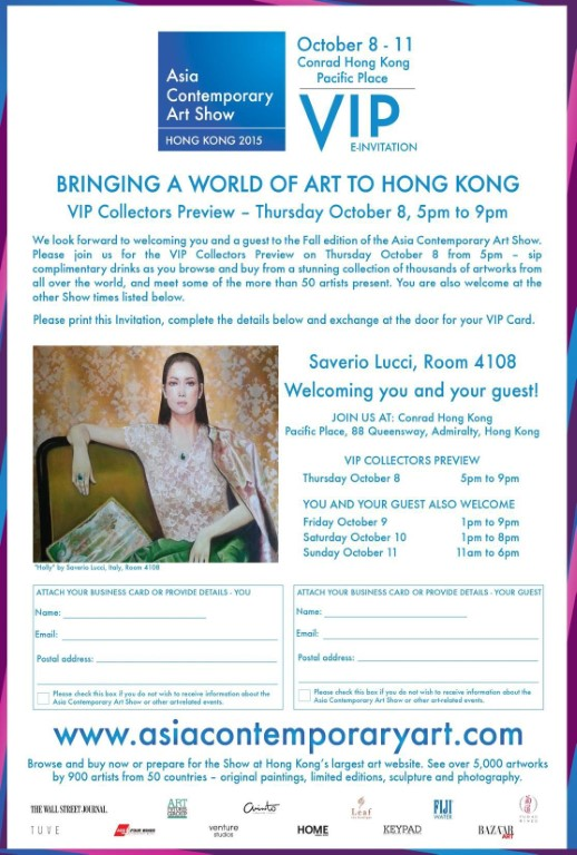 Bringing a World of Art to HK